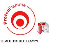 fiche technique protec flamme