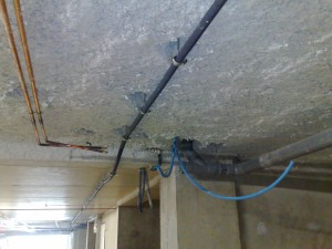 flocage thermique réparation