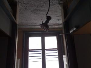 flocage sous habitation